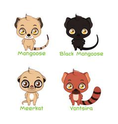 Set mongoose species vector