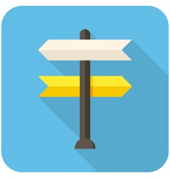 Decision making icon vector