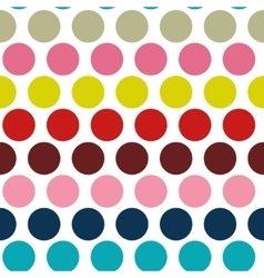 Simple Abstract Seamless Pattern vector