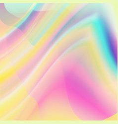 Holography background abstract holographic vector