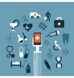 Medicine 3 vector