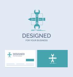 Build design develop sketch tools business logo vector