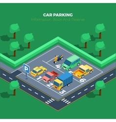 Car Parking vector