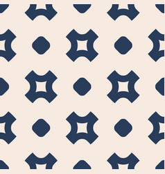 simple abstract geometric seamless pattern with vector image