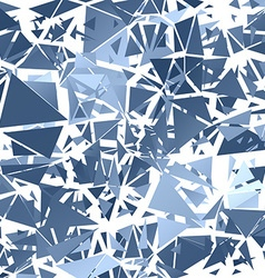 Shattered Background vector image