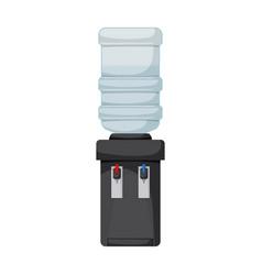 Water cooler iconcartoon icon vector