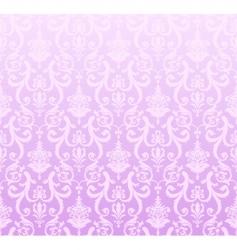 pink wallpaper pattern vector image