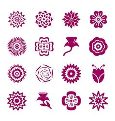 Flower2 vector