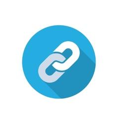 link icon vector image vector image