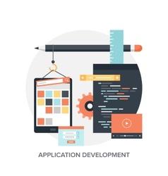 Application development vector