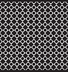 Black and white tile chessboard pattern with vector