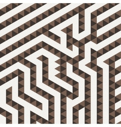 geometric pattern in the form of a vector image