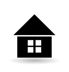 house icon design vector image