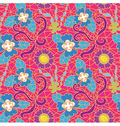 Seamless fresh pattern vector