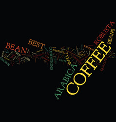 Best coffee makers text background word cloud vector