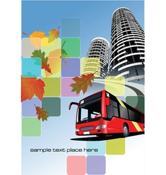 business poster vector image vector image