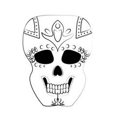 Mask ilustration vector