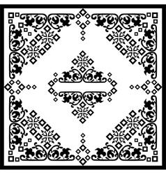 Decorative Background five vector image