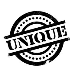 Unique rubber stamp vector image