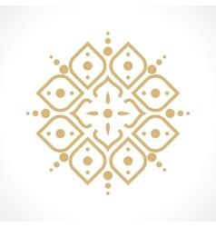 Arabic pattern vector