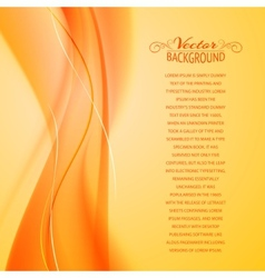 Abstract background lines vector image vector image