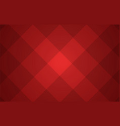 red abstract background with a pattern of squares vector image