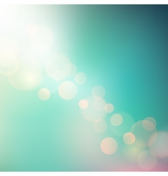 Soft colored abstract summer light background vector