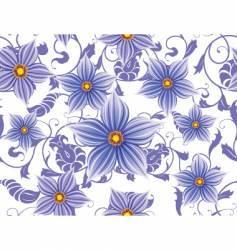 decorative seamless vector image