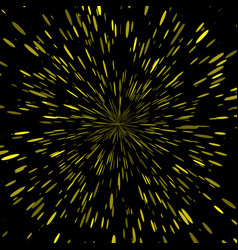 Falling stars background vector