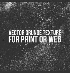 grunge texture for print or web vector image