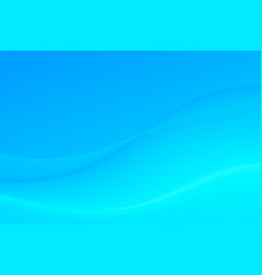 neutral clean blue background vector image