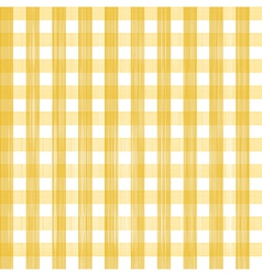 Abstract Retro Seamless Square Yellow Background vector image vector image