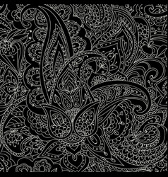 Based on traditional oriental patterns hand vector