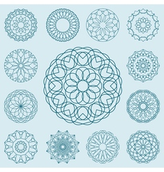 graphic elements for design vector image vector image