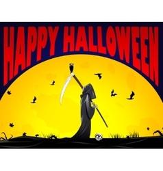 Grim Reaper image vector image