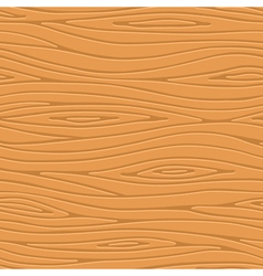 Seamless pattern of wooden texture vector image