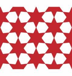 Stars pattern vector