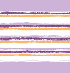 stripes geometric textile seamless pattern vector image