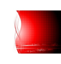 Tech background vector
