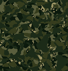 Camouflage outdoor disruptive khaki seamless vector