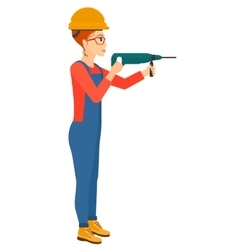 Constructor with perforator vector image