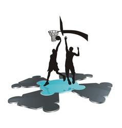 logo teens vector image vector image