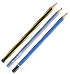 Realistic pencil vector image vector image