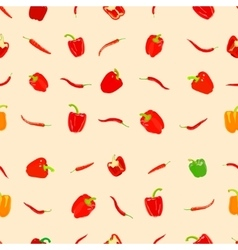 Pepper pattern vector
