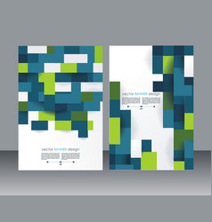 abstract design templates for a4 covers banners vector image