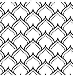 arabian seamless pattern vector image