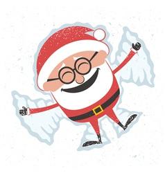 Christmas Card 5 vector image vector image