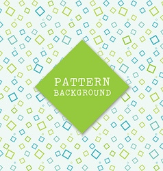 retro pattern background 3107 vector image vector image