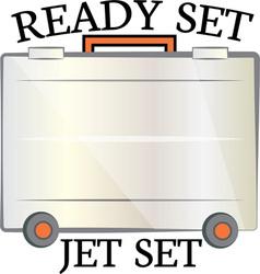 Jet Set vector