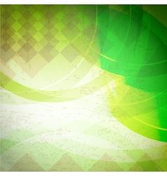 vintage spring background vector image